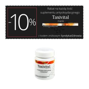 Taxivital Kod rabatowy